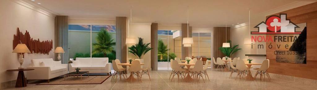 Apartamento de 2 dormitórios em Jardim Augusta, São José Dos Campos - SP