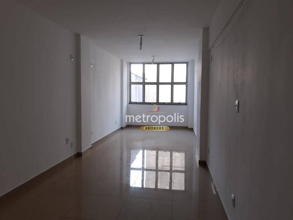 Sala para alugar, 38 m² por R$ 820,00/mês - Centro - São Caetano do Sul/SP