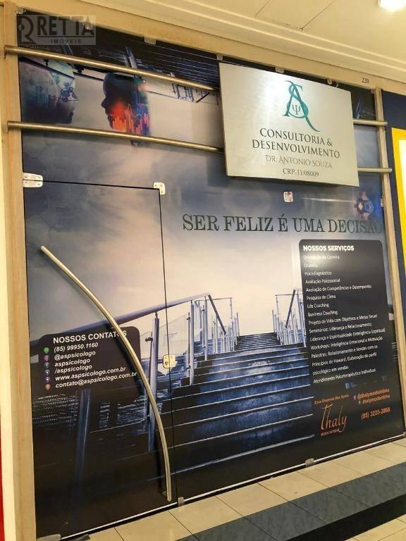 Loja à venda, 39 m² por R$ 230.000 - Aldeota - Fortaleza/CE