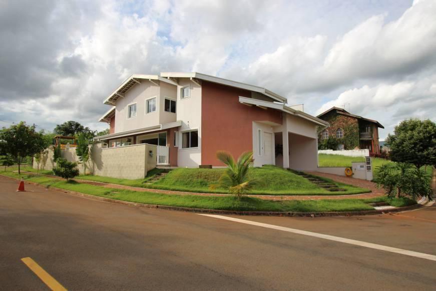 Casa 4 Dorm, Condomínio Vila Franca, Paulinia (SO0019) - Foto 4