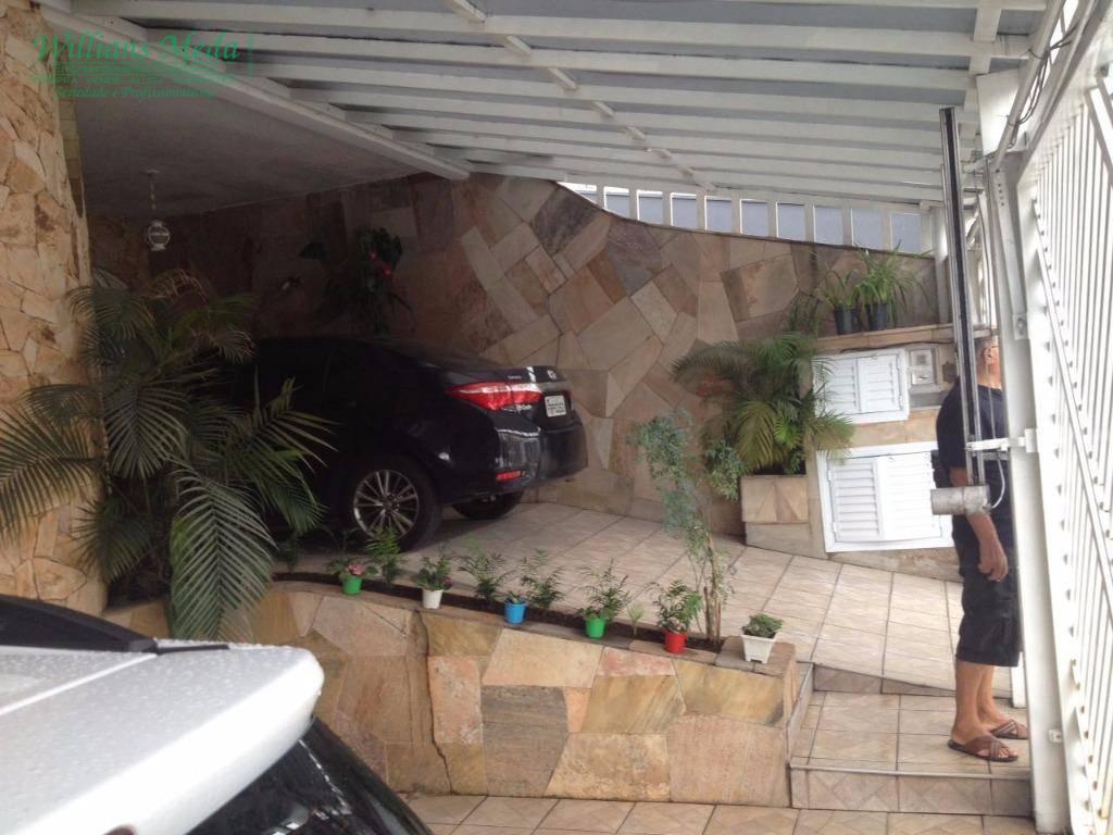 Casa residencial para venda e locação, Jardim Santa Mena, Gu