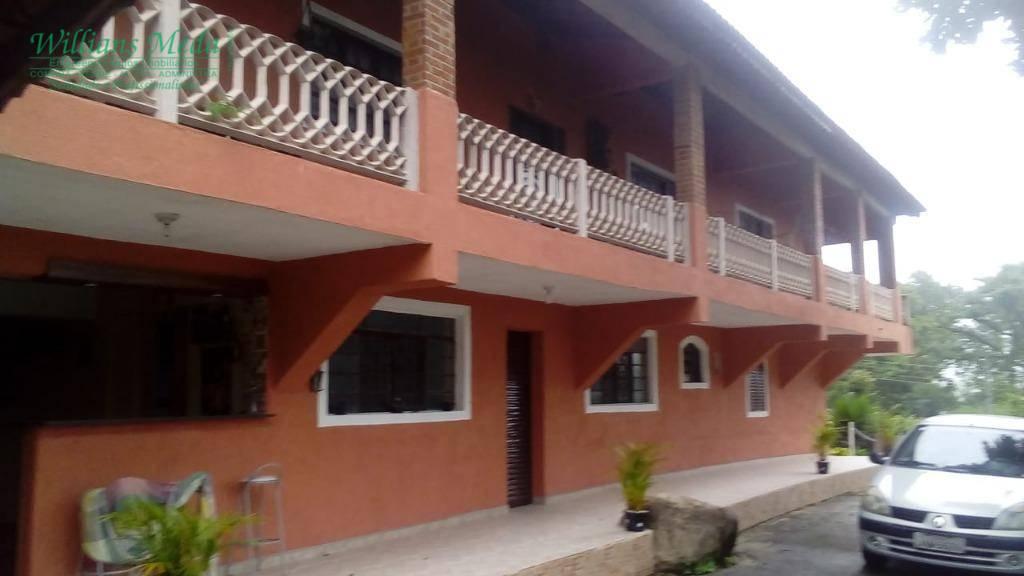 Casa com 4 dormitórios à venda por R$ 500.000 - Parque Suiço da Cantareira - Mairiporã/SP