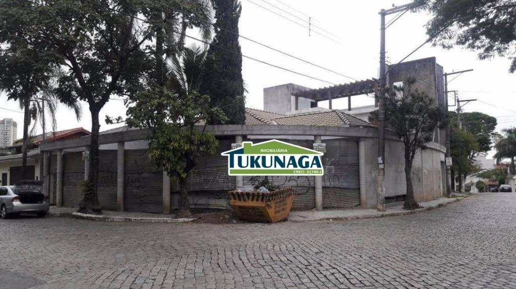 Casa para alugar, 390 m² por R$ 3.500,00/mês - Vila Galvão - Guarulhos/SP