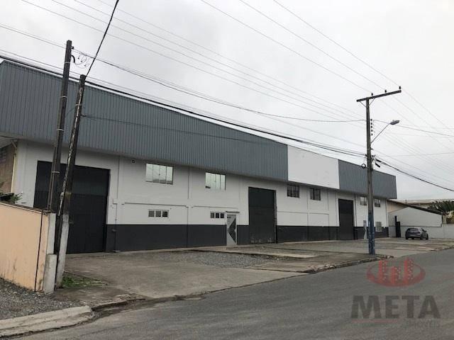 Pavilhão/galpão/depósito à venda  no Costa e Silva - Joinville, SC. Imóveis