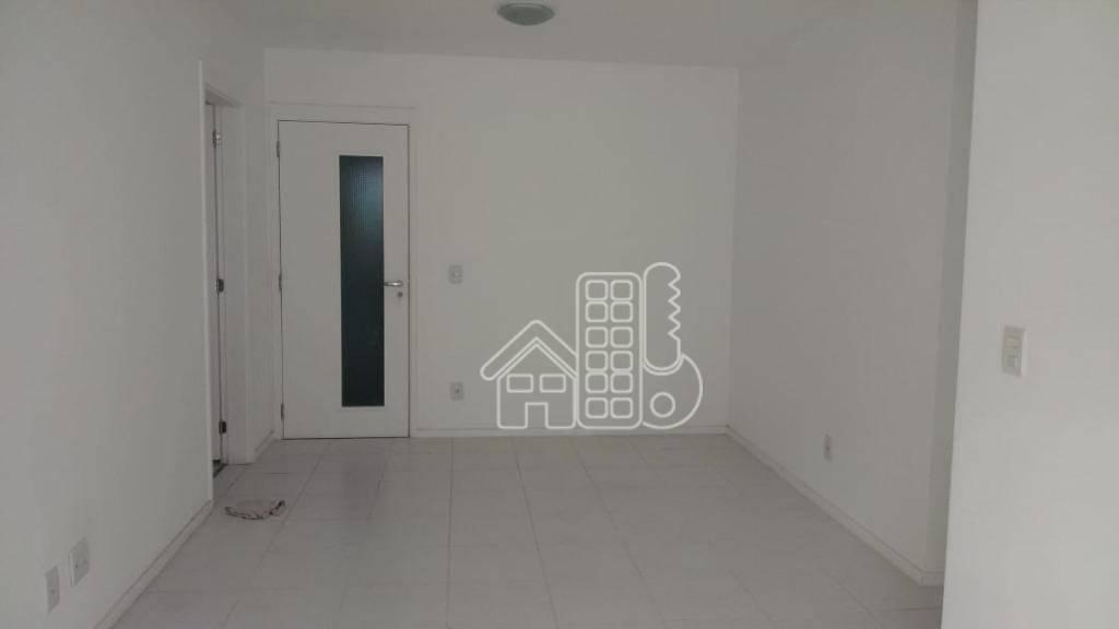Apartamento com 2 dormitórios à venda, 60 m² - Maceió - Niterói/RJ