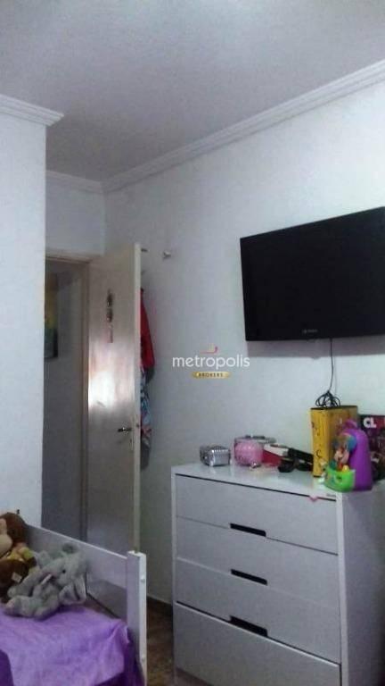 Sobrado à venda, 87 m² por R$ 310.000,00 - Assunção - São Bernardo do Campo/SP