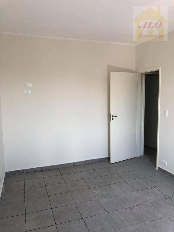 Apartamento com 2 dormitórios à venda, 65 m² por R$ 200.000 - Parque São Vicente - São Vicente/SP