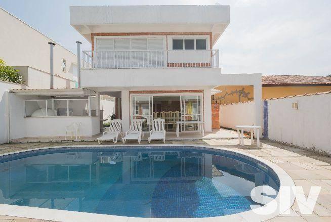 Casa 4 Dorm, Riviera de São Lourenço, Bertioga (CA0329)