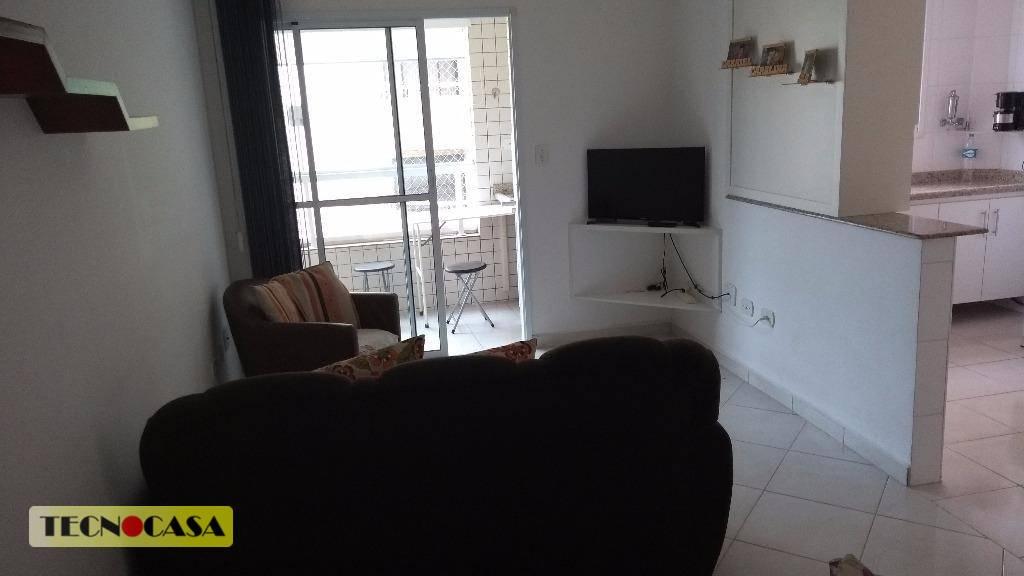 Apartamento 1 Dormitório à Venda, Vila Tupi, Praia Grande.