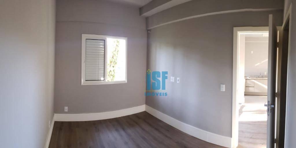 Apartamento para alugar, 38 m² por R$ 2.100,00/mês - Granja Viana - Cotia/SP