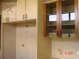 apt. com 4suite sendo 1 master com 2 closet e 2 banheiros , sala de estar...