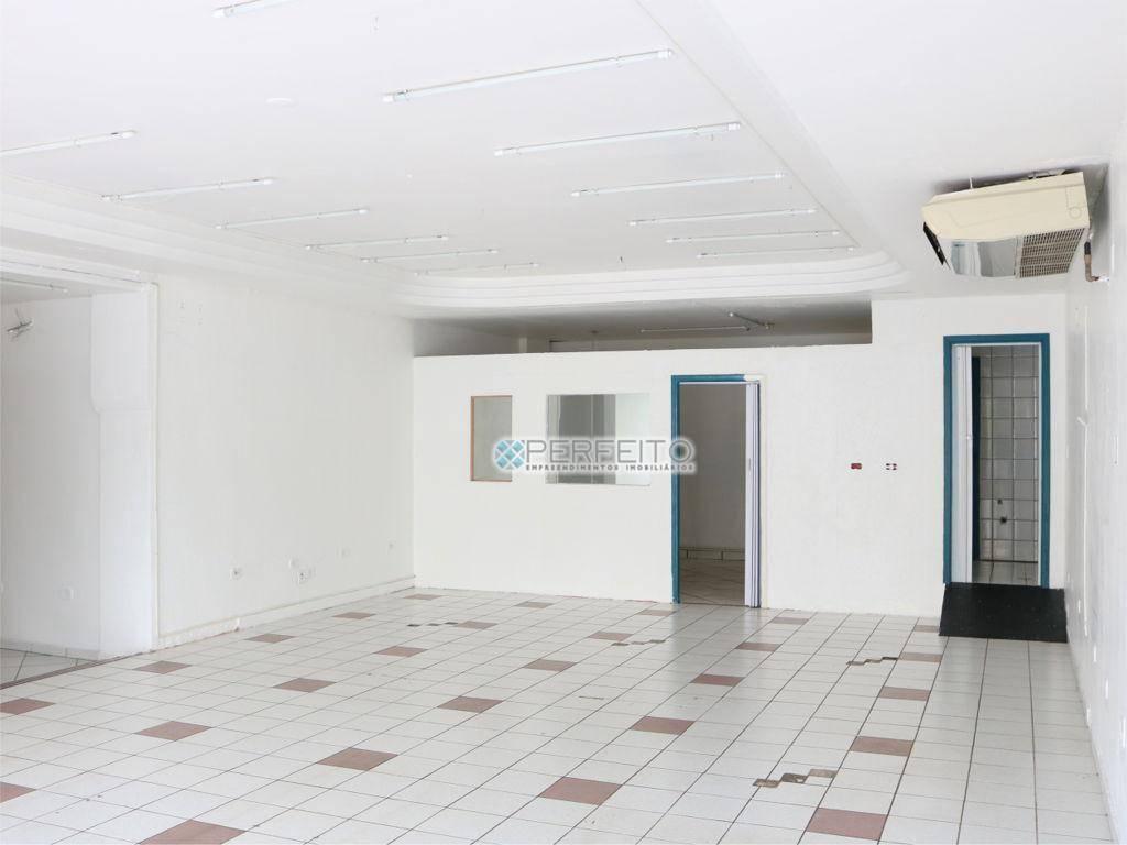 Loja para alugar, 150 m² por R$ 8.000,00/mês - Centro - Londrina/PR