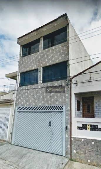 Prédio comercial para locação, Cerâmica, São Caetano do Sul - CA0009.