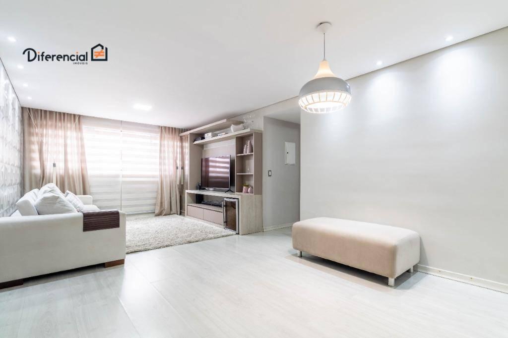 Apartamento com 3 dormitórios à venda, 87 m² por R$ 360.000,00 - Cristo Rei - Curitiba/PR