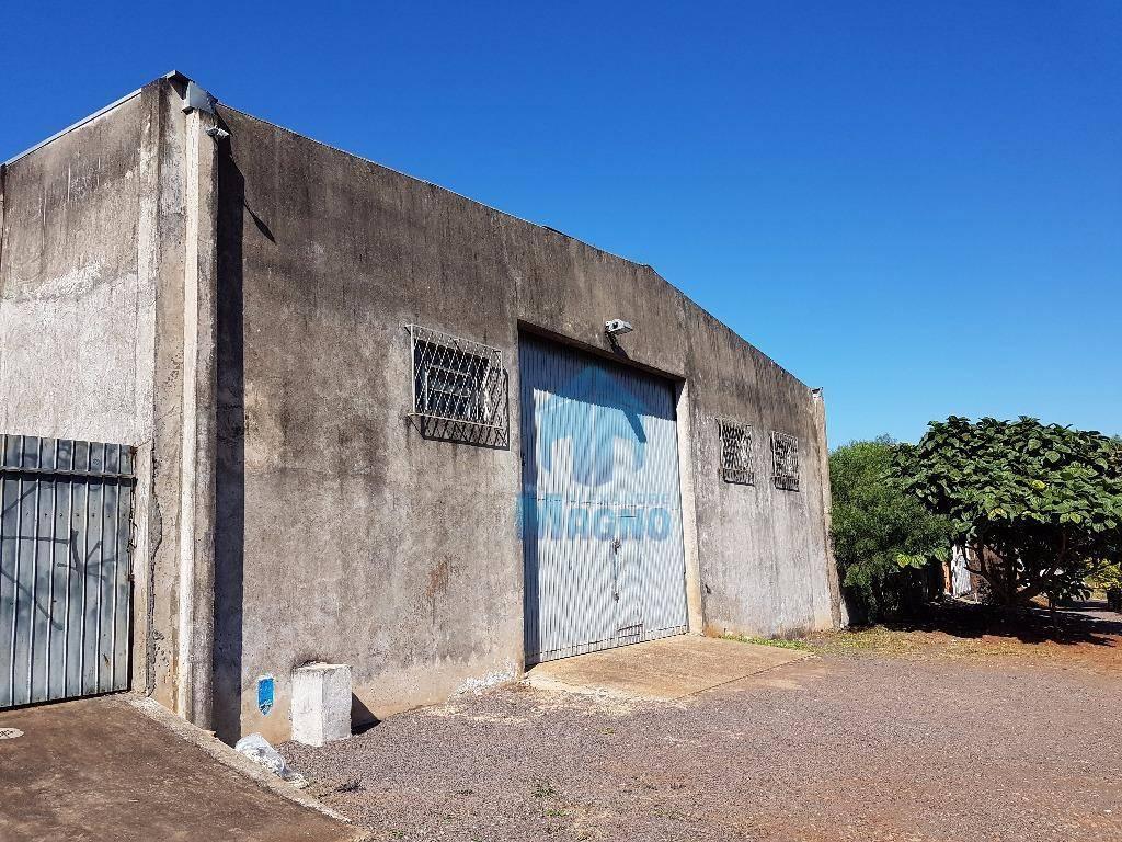Barracão comercial à venda, Centro, Cascavel.