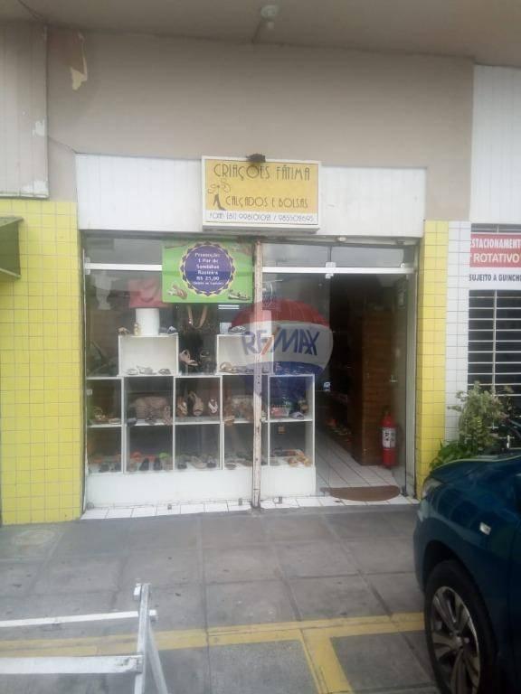 Loja à venda, 46 m² por R$ 370.000 - Boa Viagem - Recife/PE