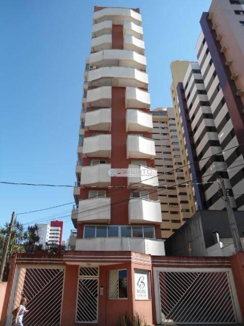 Apartamento com 2 dormitórios à venda por R$ 270.000 - Centro - Londrina/PR