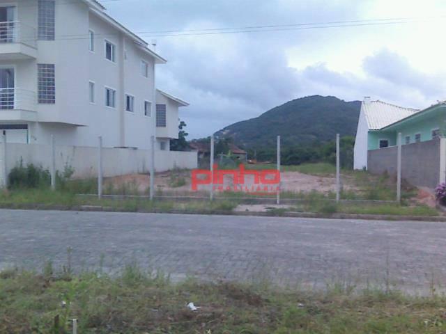 Terreno à venda, 435 m² por R$ 281.000 - Centro - Biguaçu/SC