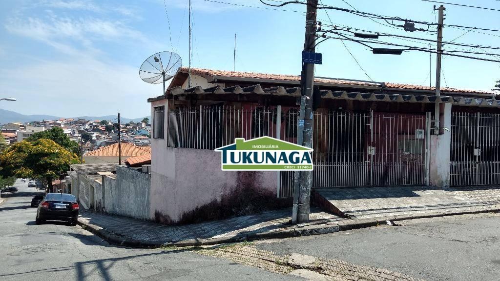 Casa residencial à venda, Vila Rosália, Guarulhos.