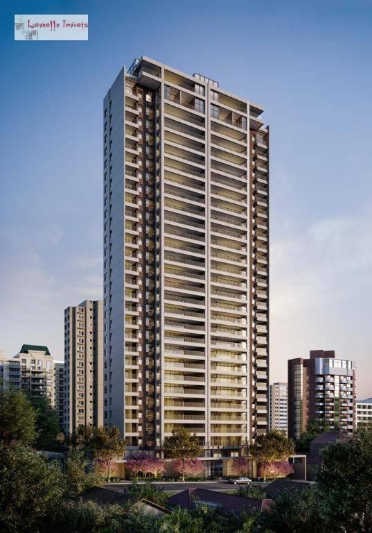Apartamento com 4 suites à venda, 280 m² por R$ 5.500.000 - Indianópolis - São Paulo/SP