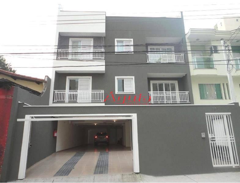 Apartamento Residencial à venda, Vila Valparaíso, Santo André - AP0317.