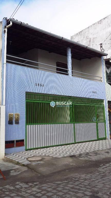 Casa com 2 dormitórios à venda, 84 m² por R$ 180.000 - Caseb - Feira de Santana/BA