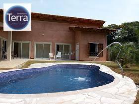 Casa com 3 dormitórios à venda, 288 m² por R$ 1.580.000 - Jardim Colonial - Granja Viana