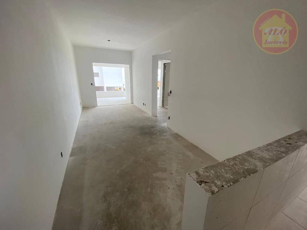 Apartamento com 2 dormitórios à venda, 80 m² por R$ 260.000,00 - Jardim Marina - Mongaguá/SP
