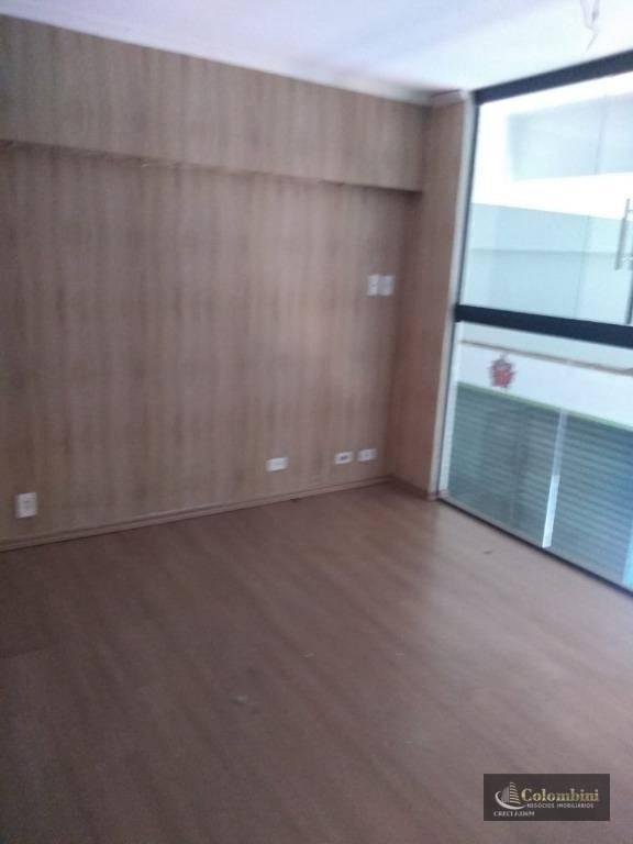 Salão para alugar, 120 m² por R$ 3.300/mês - Barcelona - São Caetano do Sul/SP