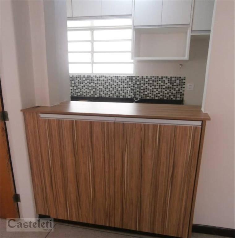 Apartamento de 1 dormitório à venda em Jardim Chapadão, Campinas - SP
