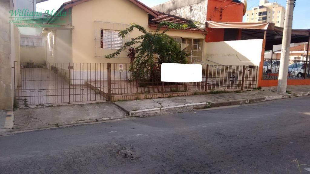 Casa com 2 dormitórios à venda, Vila Galvão - Guarulhos.
