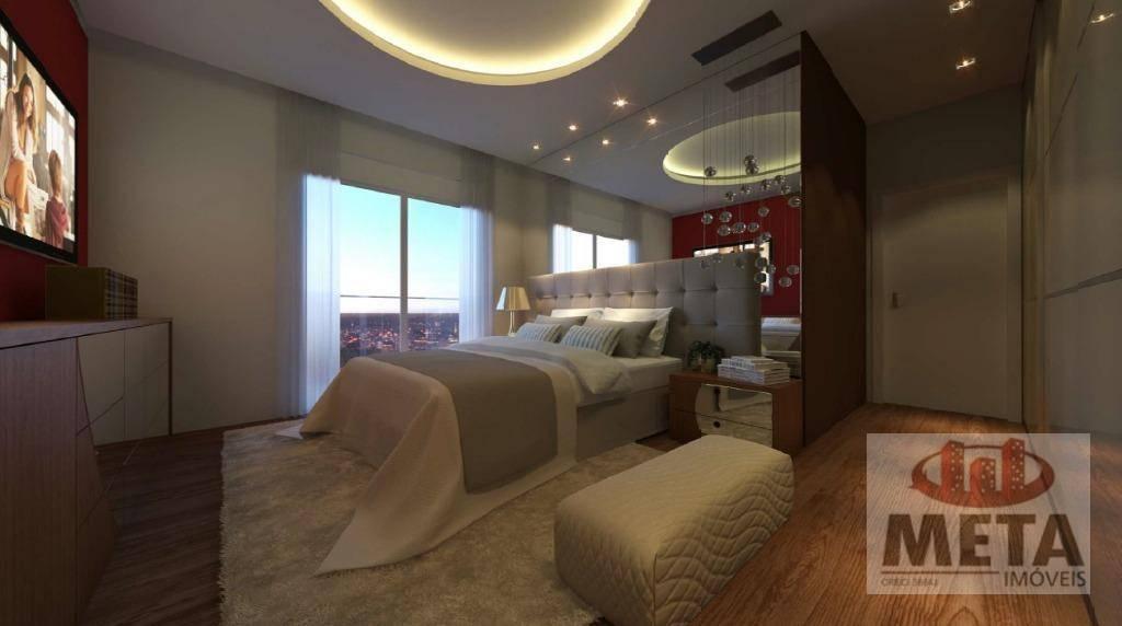 Apartamento com 3 Dormitórios à venda, 190 m² por R$ 1.429.110,90