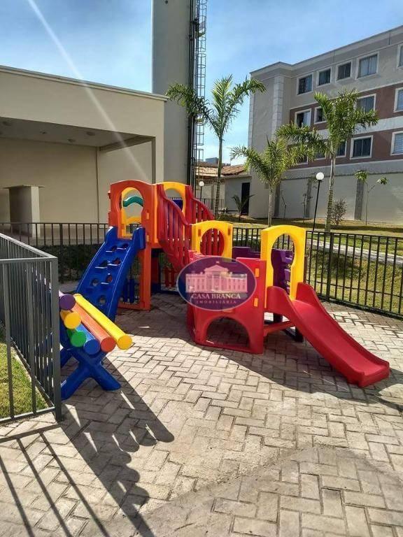 Apartamento com 2 dormitórios para alugar no Conjunto Habitacional Doutor Antônio Villela Silva em Araçatuba/SP