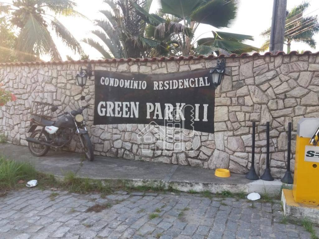 Terreno à venda, 360 m² por R$ 165.000 - Itapeba - Maricá/RJ