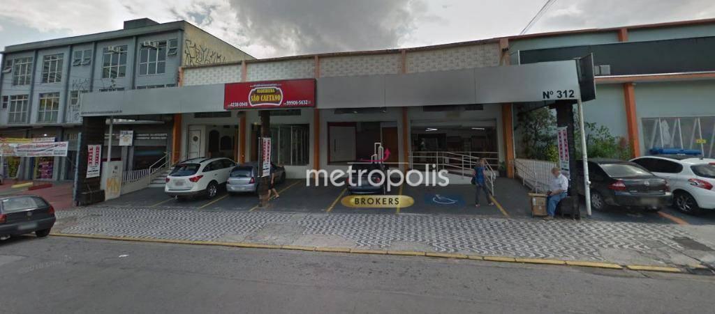 Salão para alugar, 600 m² por R$ 10.000/mês - Boa Vista - São Caetano do Sul/SP