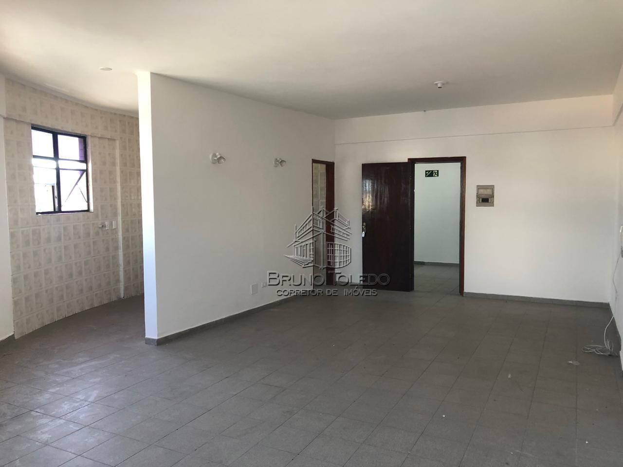 Sala para alugar, 53 m² por R$ 1.200/mês - Cidade Ocian - Praia Grande/SP