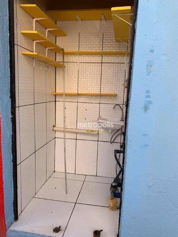 Loja para alugar, 3 m² por R$ 400,00/mês - Santo Antônio - São Caetano do Sul/SP