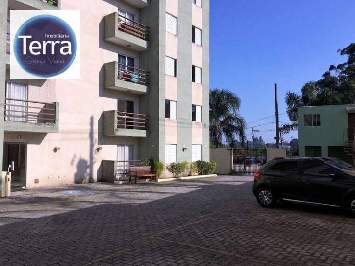 Apartamento residencial à venda, Jardim Helena, Carapicuíba.