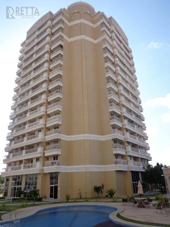 Excelente apartamento no Cambeba