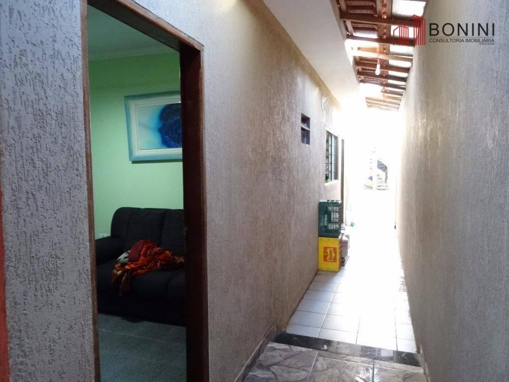 Casa 4 Dorm, Jardim Esmeralda, Santa Barbara D'Oeste (CA0258) - Foto 16
