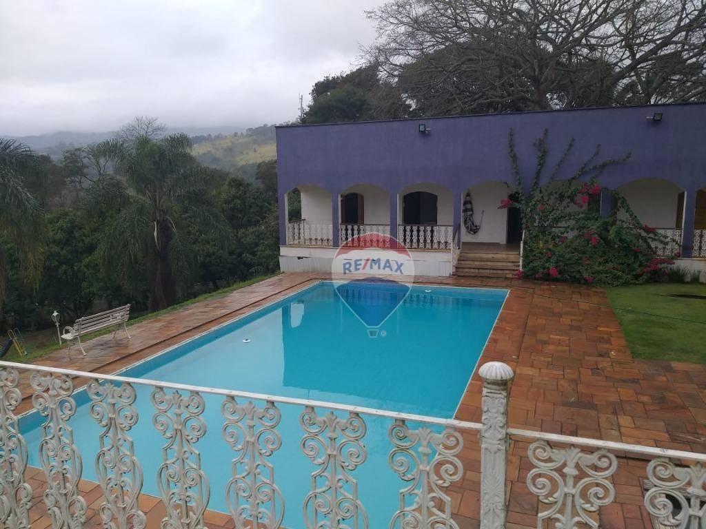 Chácara com 16 dormitórios para alugar, 4529 m² por R$ 10.000,00/mês - Portão - Atibaia/SP