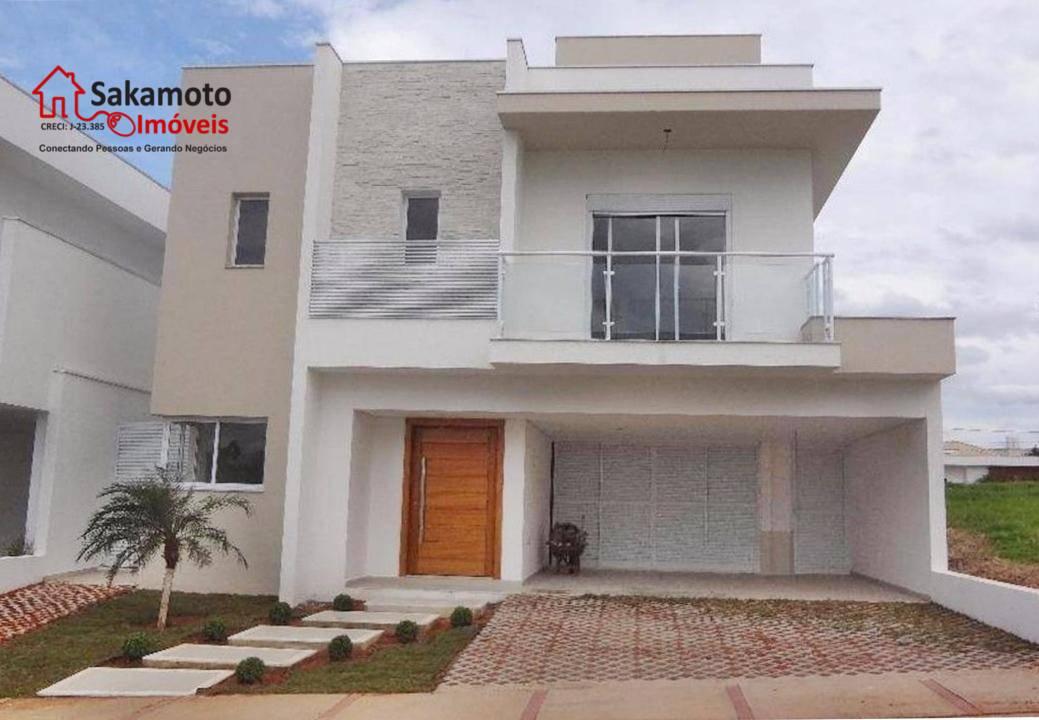 Sobrado residencial à venda, Condomínio Giverny, Sorocaba. ESTUDA PERMUTA COM IMÓVEL EM SÃO PAULO