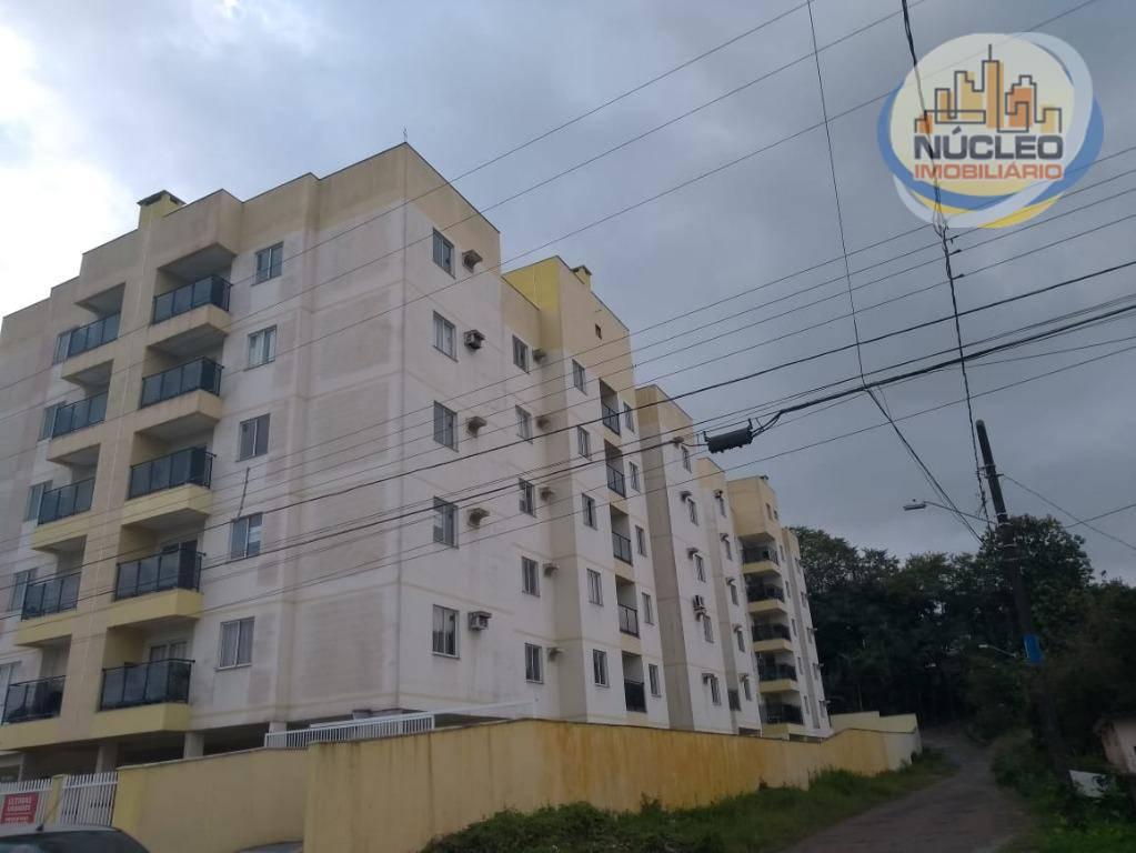 Apartamento com 2 Dormitórios à venda, 53 m² por R$ 195.000,00