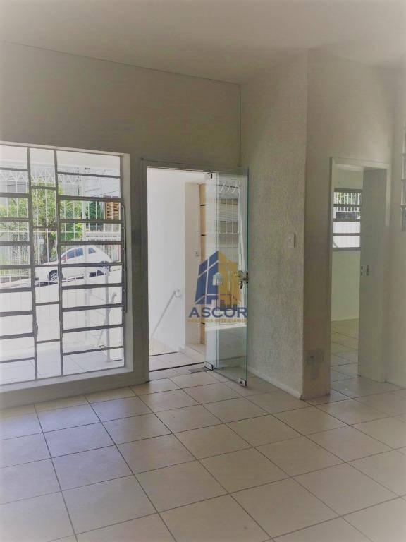 Loja para alugar, 122 m² por R$ 6.000,00/mês - Centro - Florianópolis/SC