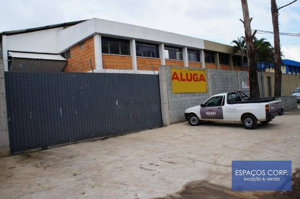 Galpão industrial para locação, 892m² - Cumbica - Guarulhos/SP