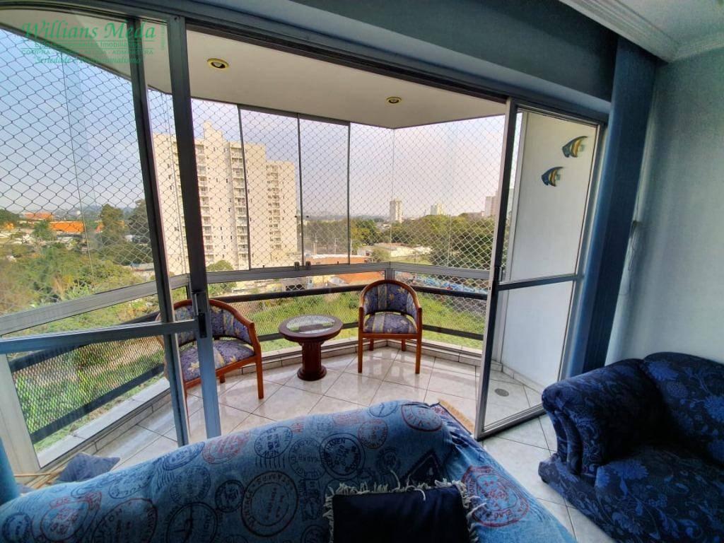 Apartamento com 3 dormitórios à venda, 105 m² por R$ 510.000 - Macedo - Guarulhos/SP