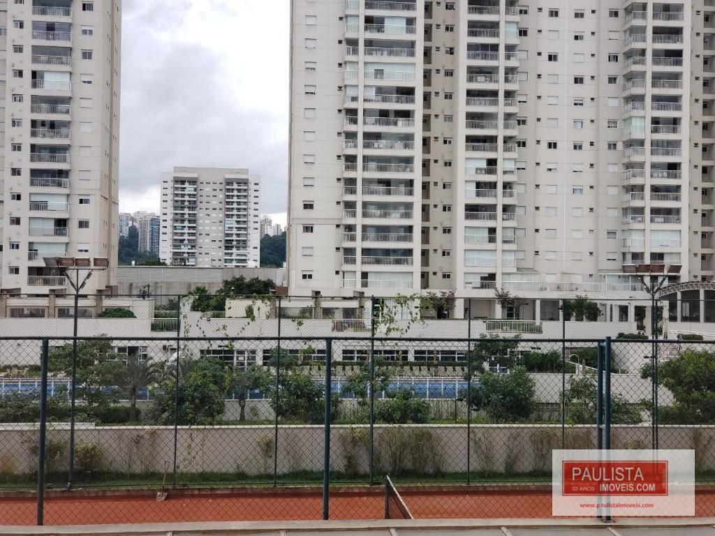 Apartamento residencial à venda, Chácara Santo Antônio (Zona Sul), São Paulo - AP22652.