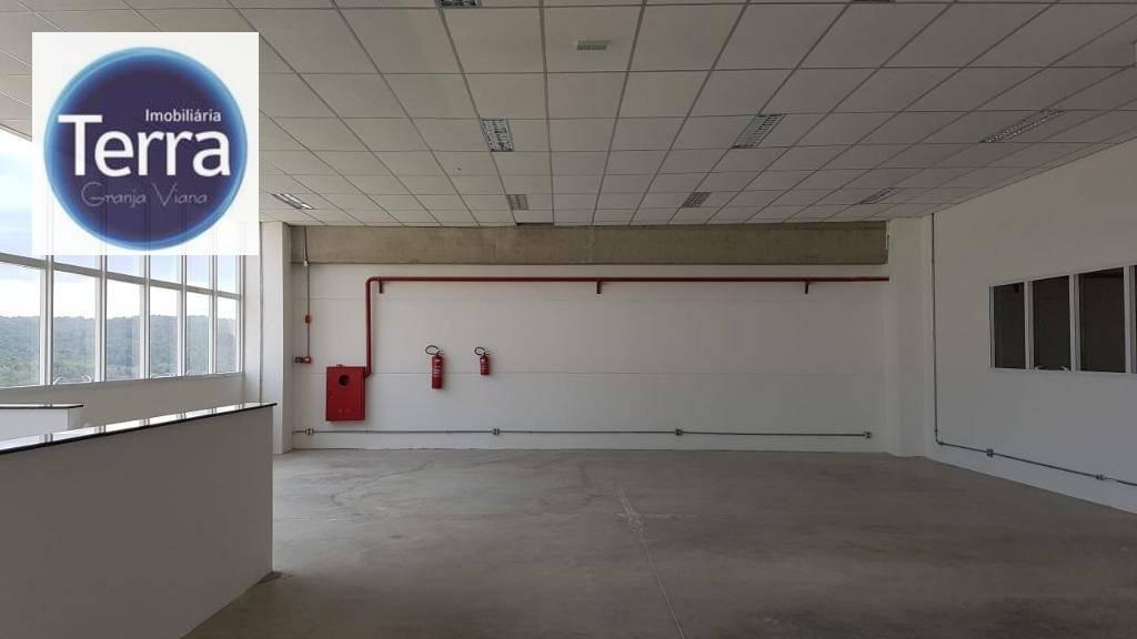 Galpão para alugar, 3000 m² por R$ 45.000/mês - Parque Industrial San José - Granja Viana