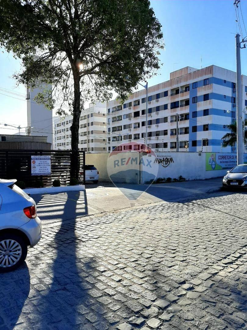 Apartamento com 2 dormitórios, 76 m2 - Passagem de Areia - Parnamirim/RN