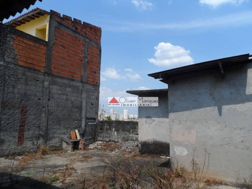Terreno residencial à venda, Vila Yara, Osasco - TE0239.